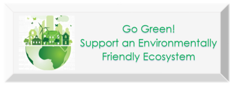 Go Green with OMS!